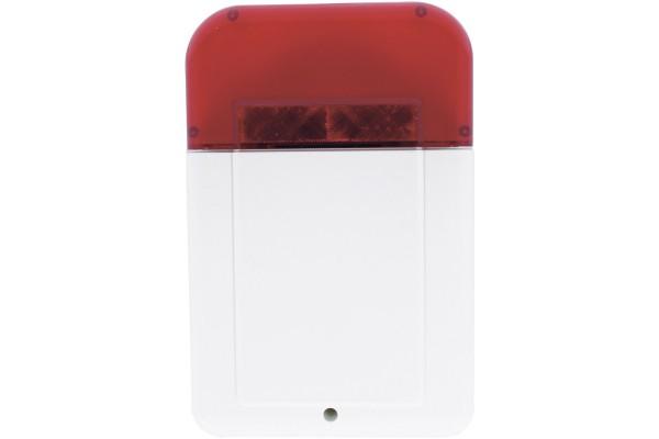 Alarme domotique sans fil sir ne ext rieur 048011 www for Alarme exterieur